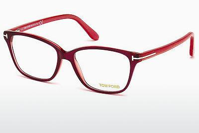 Designerglasögon Tom Ford FT5293 077 - Rosa, Fuchsia