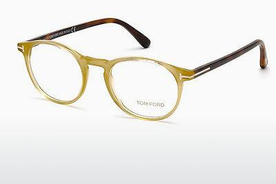 Designerglasögon Tom Ford FT5294 041 - Gul