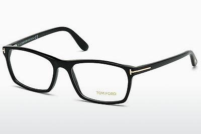 Designerglasögon Tom Ford FT5295 001 - Svart