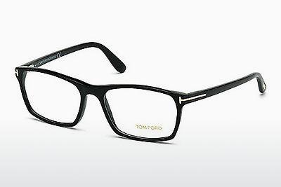 Designerglasögon Tom Ford FT5295 052 - Brun, Havanna