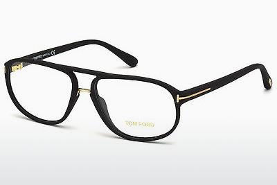 Designerglasögon Tom Ford FT5296 002 - Svart