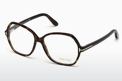 Designerglasögon Tom Ford FT5300 052 - Brun, Dark, Havana