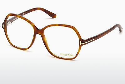 Designerglasögon Tom Ford FT5300 053 - Havanna, Yellow, Blond, Brown