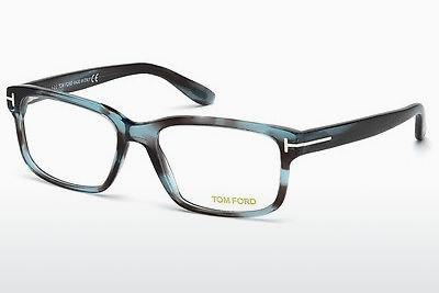 Designerglasögon Tom Ford FT5313 086 - Blå, Azurblue
