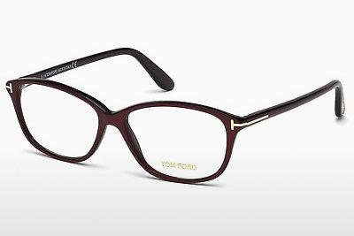 Designerglasögon Tom Ford FT5316 072 - Guld, Rosa
