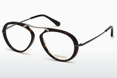 Designerglasögon Tom Ford FT5346 052 - Brun, Dark, Havana