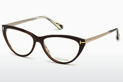 Designerglasögon Tom Ford FT5354 050 - Brun, Dark