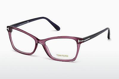 Designerglasögon Tom Ford FT5357 075 - Rosa, Shiny