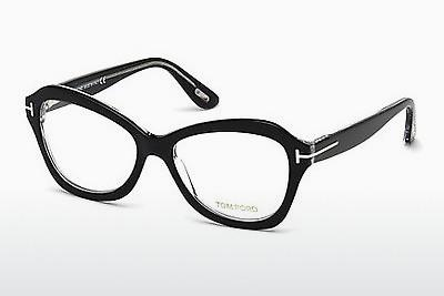 Designerglasögon Tom Ford FT5359 003 - Svart, Transparent