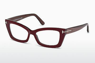 Designerglasögon Tom Ford FT5363 071 - Vinröd, Bordeaux