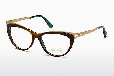 Designerglasögon Tom Ford FT5373 052 - Brun, Dark, Havana