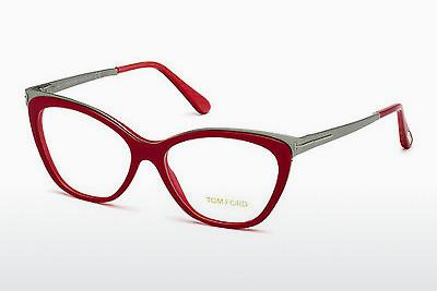 Designerglasögon Tom Ford FT5374 077 - Rosa, Fuchsia