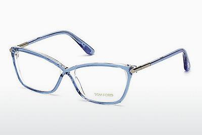 Designerglasögon Tom Ford FT5375 086 - Blå, Azurblue