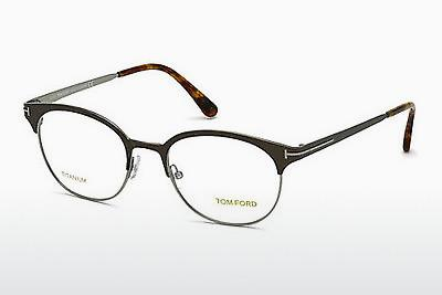 Designerglasögon Tom Ford FT5382 009 - Grå, Matt
