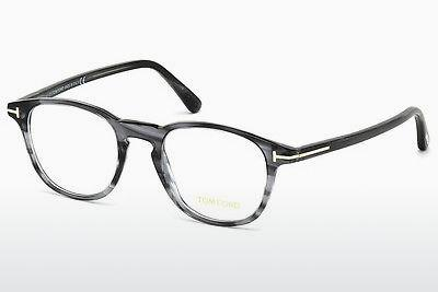 Designerglasögon Tom Ford FT5389 020 - Grå