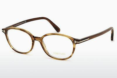 Designerglasögon Tom Ford FT5391 048 - Brun, Dark, Shiny