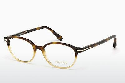 Designerglasögon Tom Ford FT5391 053 - Havanna, Yellow, Blond, Brown