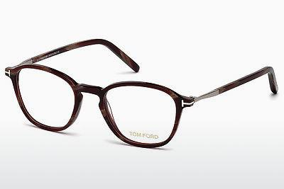 Designerglasögon Tom Ford FT5397 064 - Beige/grå, Horn, Brown