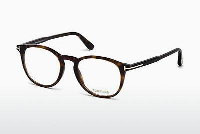 Designerglasögon Tom Ford FT5401 052 - Brun, Dark, Havana