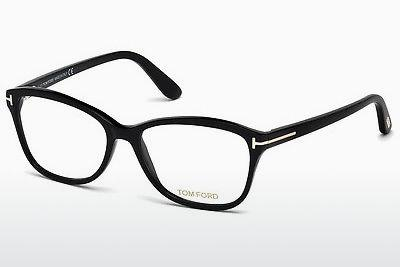 Designerglasögon Tom Ford FT5404 001 - Svart