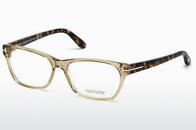 Designerglasögon Tom Ford FT5405 045 - Brun, Bright, Shiny