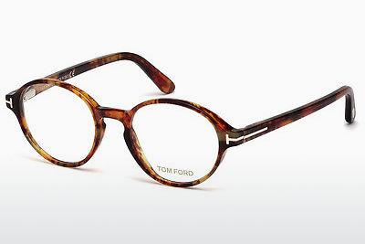 Designerglasögon Tom Ford FT5409 053 - Havanna, Yellow, Blond, Brown