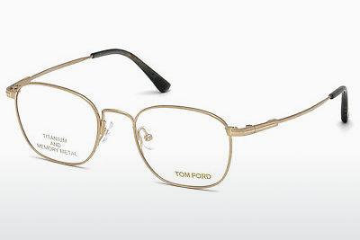 Designerglasögon Tom Ford FT5417 028 - Guld