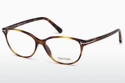 Designerglasögon Tom Ford FT5421 053 - Havanna, Yellow, Blond, Brown