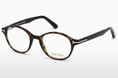 Designerglasögon Tom Ford FT5428 052 - Brun, Dark, Havana