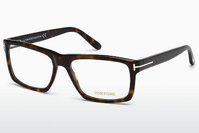 Designerglasögon Tom Ford FT5434 052 - Brun, Dark, Havana