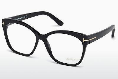 Designerglasögon Tom Ford FT5435 001 - Svart