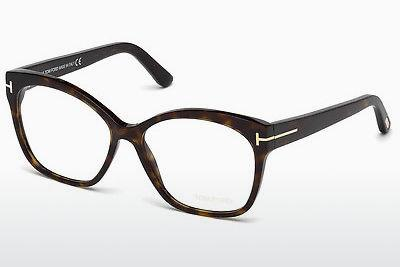 Designerglasögon Tom Ford FT5435 052 - Brun, Dark, Havana