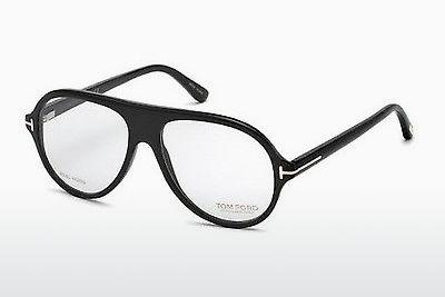 Designerglasögon Tom Ford FT5437-P 63A - Brun, Ivory, Black