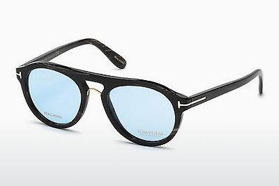 Designerglasögon Tom Ford FT5438-P 62V - Brun, Havanna