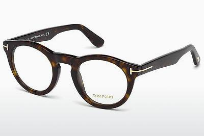 Designerglasögon Tom Ford FT5459 052 - Brun, Dark, Havana