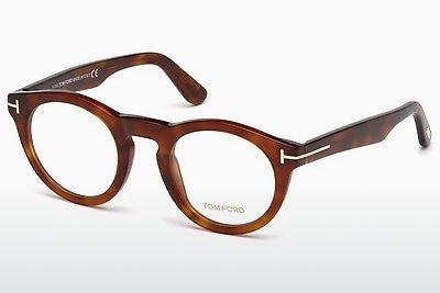 Designerglasögon Tom Ford FT5459 053 - Havanna, Yellow, Blond, Brown