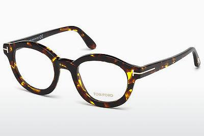 Designerglasögon Tom Ford FT5460 052 - Brun, Havanna