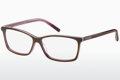 Designerglasögon Tommy Hilfiger TH 1123 4T2 - Dkltbrown
