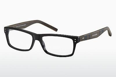 Designerglasögon Tommy Hilfiger TH 1136 4K1 - Blkdkwood