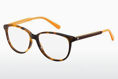Designerglasögon Tommy Hilfiger TH 1264 4MB - Brun, Havanna