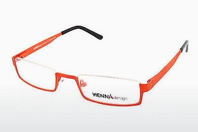 Designerglasögon Vienna Design UN564 03 - Orange