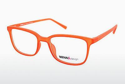 Designerglasögon Vienna Design UN575 06 - Orange