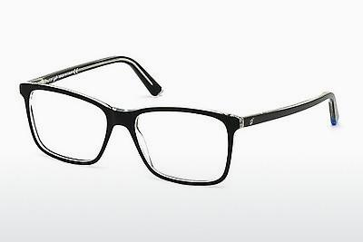 Designerglasögon Web Eyewear WE5172 003 - Svart, Transparent