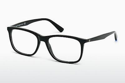 Designerglasögon Web Eyewear WE5180 001 - Svart, Shiny