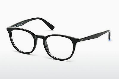 Designerglasögon Web Eyewear WE5181 001 - Svart, Shiny