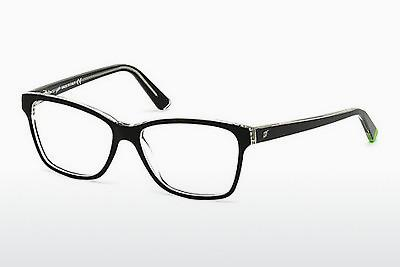 Designerglasögon Web Eyewear WE5182 003 - Svart, Transparent