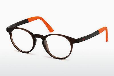 Designerglasögon Web Eyewear WE5186 049 - Brun, Dark, Matt