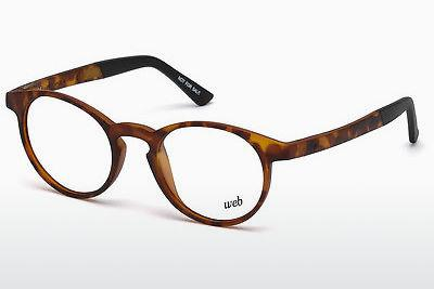 Designerglasögon Web Eyewear WE5186 053 - Havanna, Yellow, Blond, Brown