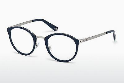 Designerglasögon Web Eyewear WE5193 017 - Grå, Matt, Palladium