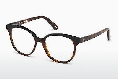 Designerglasögon Web Eyewear WE5196 052 - Brun, Havanna